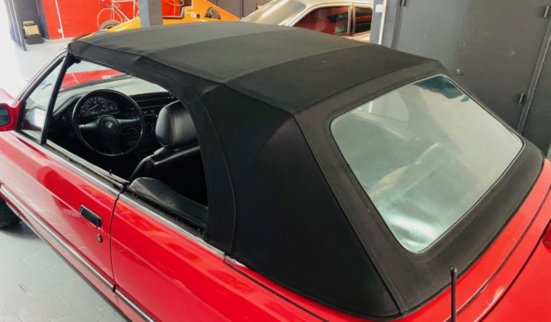 BMW 325 i Cabriolet full