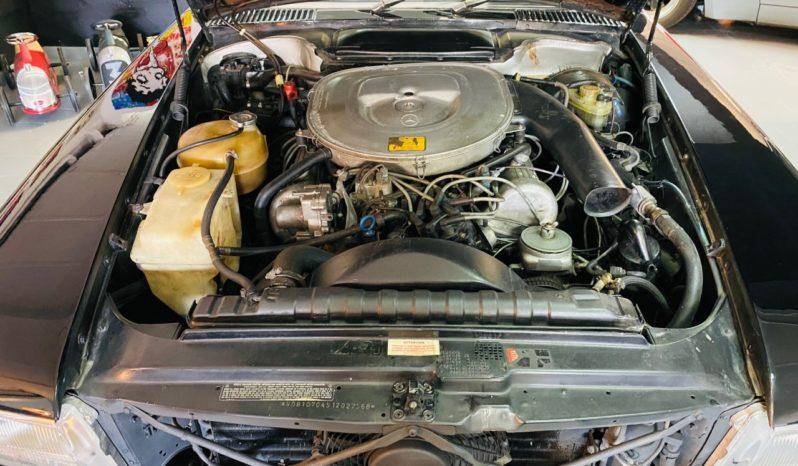 Mercedes Benz SL 380 full