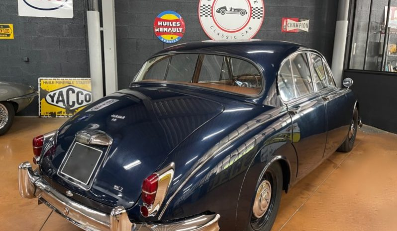Jaguar MK2 full