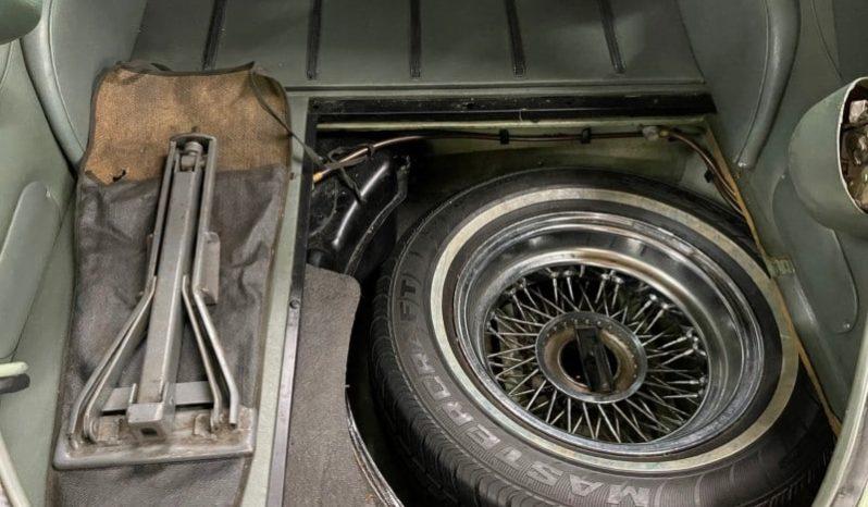 Jaguar Type E S2 full