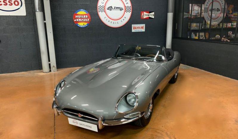 Jaguar Type e Serie 1 Cabriolet