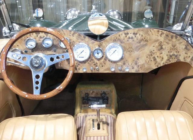 Jaguar SS 100 Cabriolet full