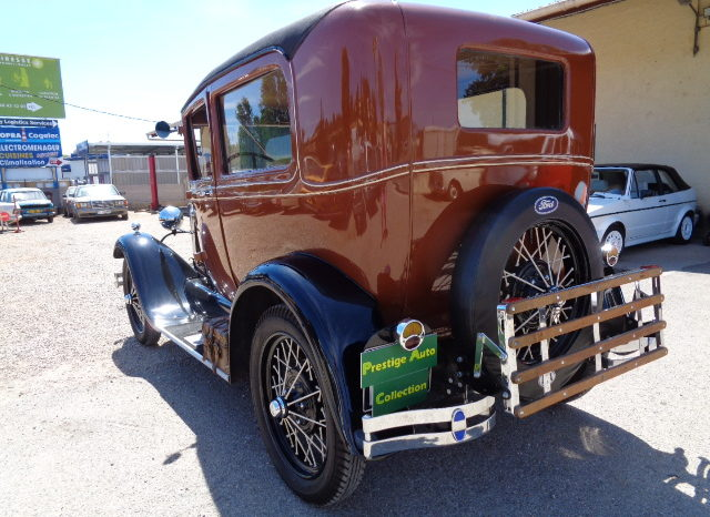 Ford A Coupe full