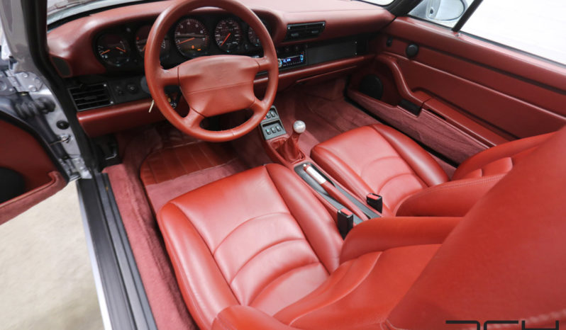 Porsche 993 Cabriolet Carrera 4 full