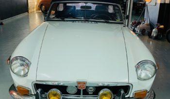 MG B Cabriolet full