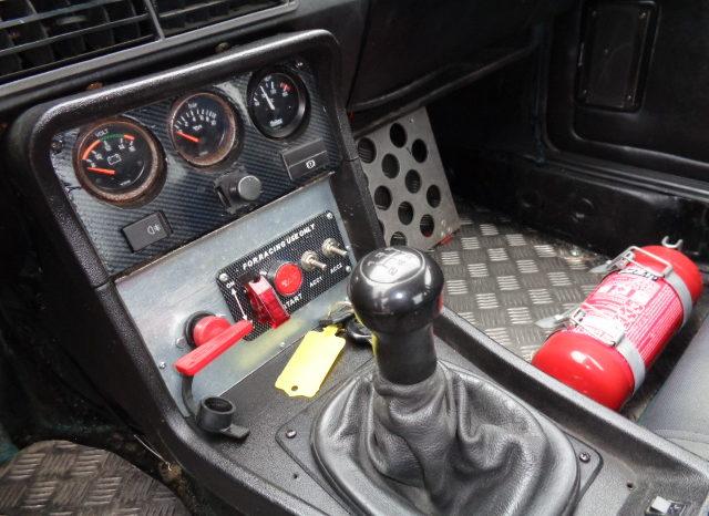 Porsche 924 Coupe full