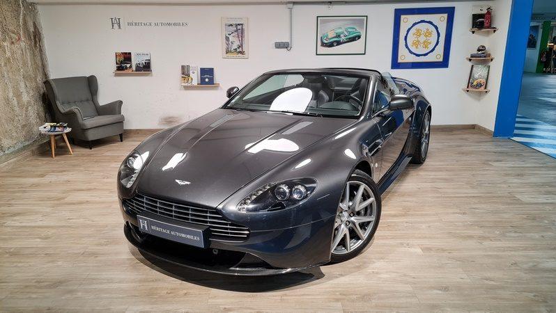 Aston Martin V8 S Roadster