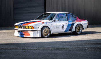 BMW 635 Groupe 2 full