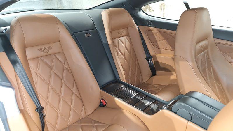 Bentley Continental GT W12 full