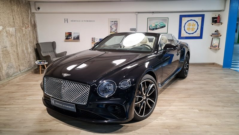 Bentley GTC First Edition