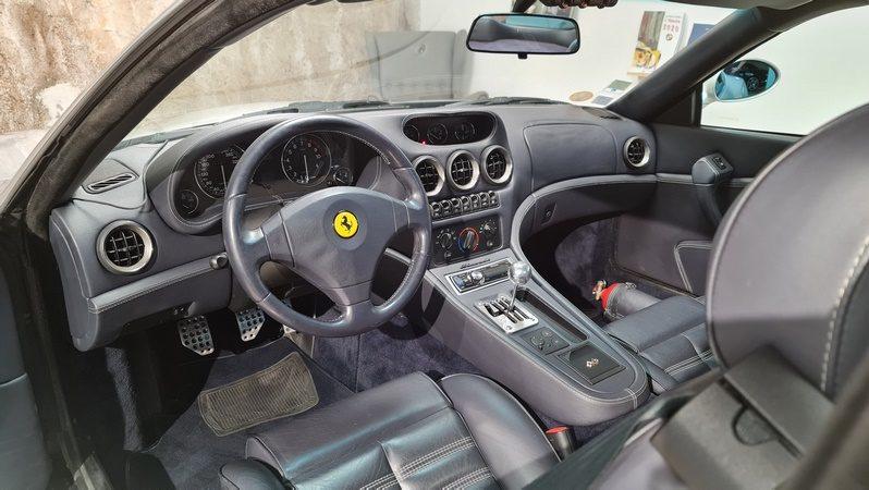 Ferrari 550 Maranello full