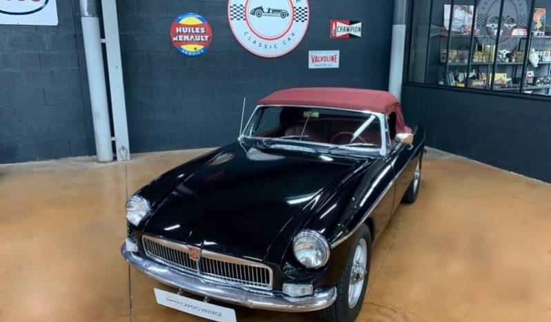 MGB 1800 Cabriolet MK1
