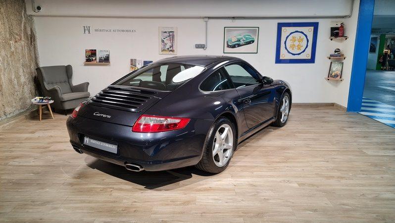 Porsche Carrera 997 3.6 full