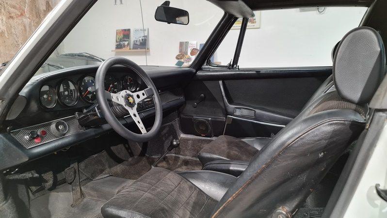 Porsche 2.2 S Targa full