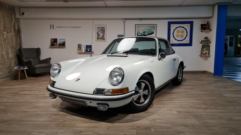 Porsche S Targa