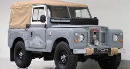 LAND ROVER Series III Cabriolet