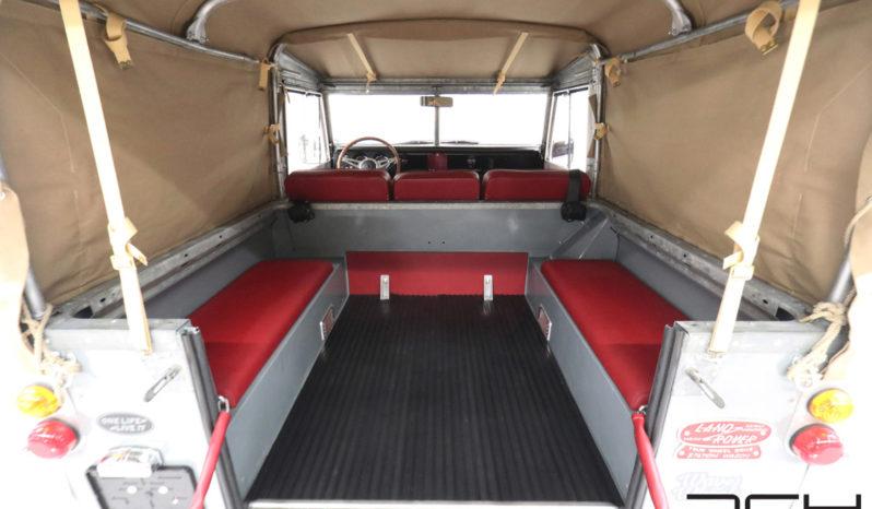LAND ROVER Series III Cabriolet full